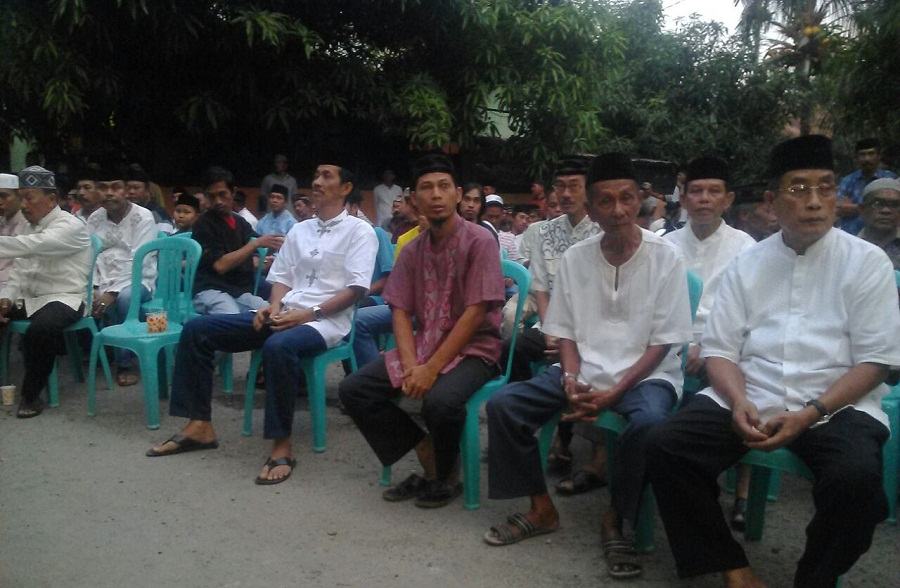 Bakal calon Bupati Bantaeng ILHAM AZIKIN SOLTAN gelar Buka Puasa bersama