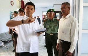 Yuddy Sidak di Kecamatan Bojongmanik, Jam 9 Baru 4 PNS yang Hadir