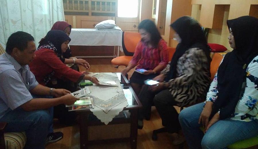 ILO Sulsel dan Mitra Sosialisasi K3 di Lingkungan Rumah Tangga