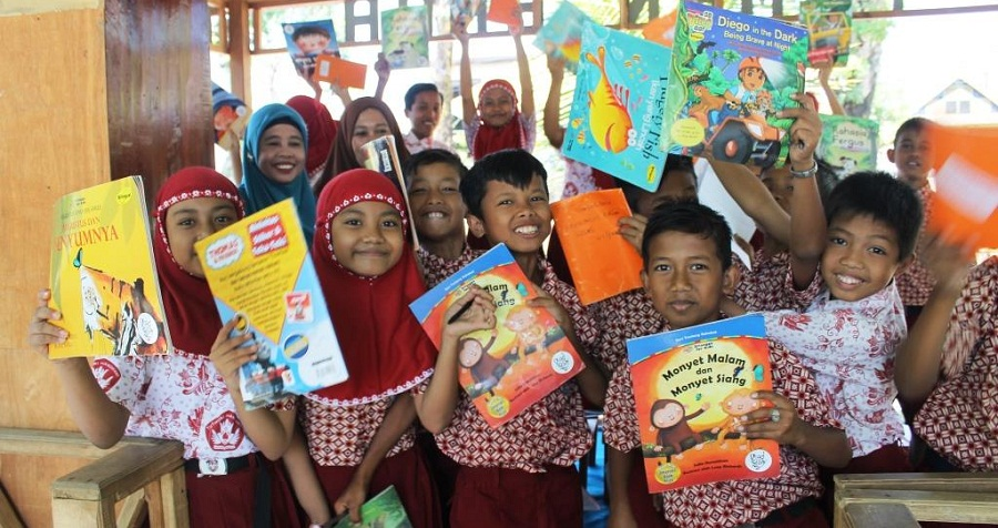 Inilah 5 Cara Perbanyak Buku Menarik di Sekolah Tanpa Gunakan Dana BOS