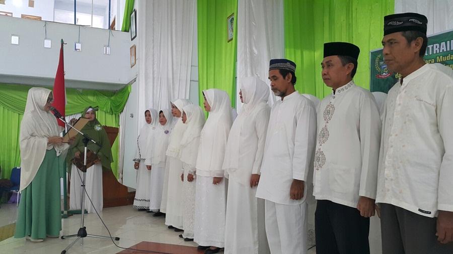Majdah Agus Lantik Aisyah Bur sebagai Ketua Pembina FKCA Takalar