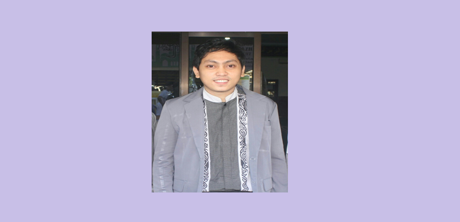 Saleh Delegasi KPI UMI di Forkomnas KPI Bandung