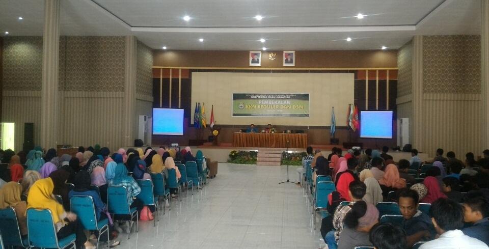 Mahasiswa UIM KKN Reguler dan DSM di 3 Kabupaten Sulsel