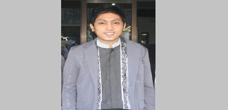 Saleh Mahasiswa Dakwah UMI Wakili Makassar di Kongres AMDIN