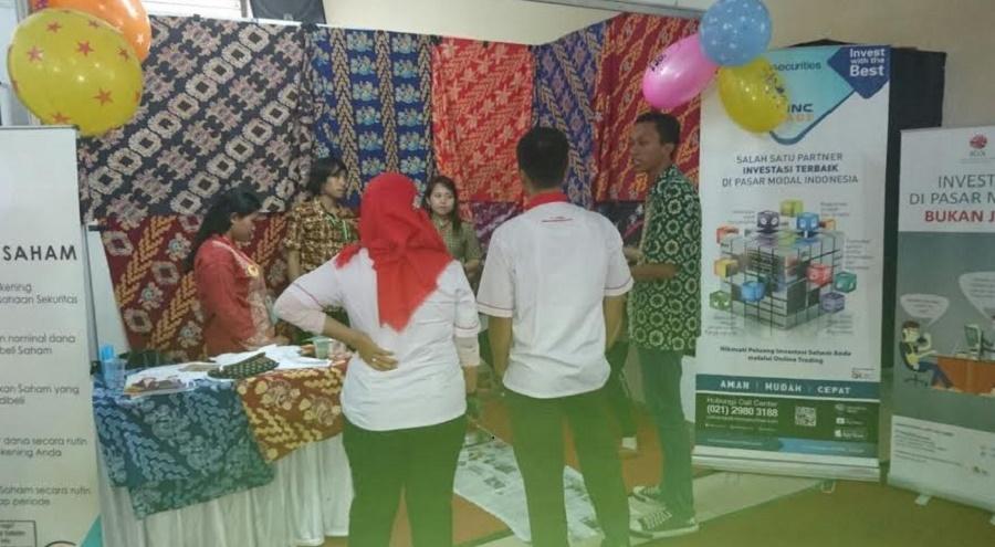 Bursa Efek Indonesia Ajak Warga Nabung Saham di Investival Makassar 2016