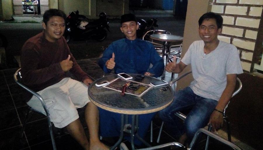 Menjelang Hari Sumpah Pemuda, Tiga Aktivis Pemuda Sidrap Gagas Forum Alumni Cipayung Sidrap