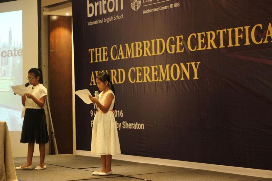 Pemerintah Kota Makassar buka kegiatan The Cambridge Certificate Award Ceremony