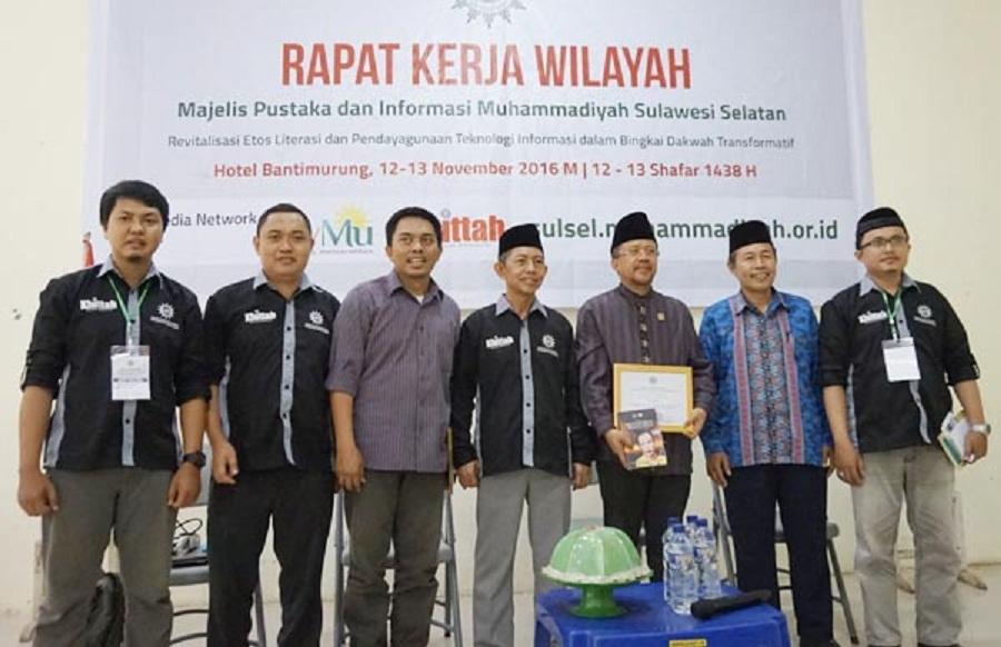 Muhammadiyah Sulsel Diminta Intensifkan Pelatihan Jurnalistik