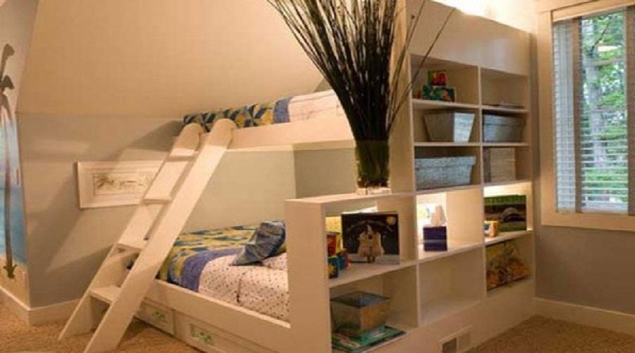 Tips Mudah Menata Ruangan Jika Sekamar Dengan Anak