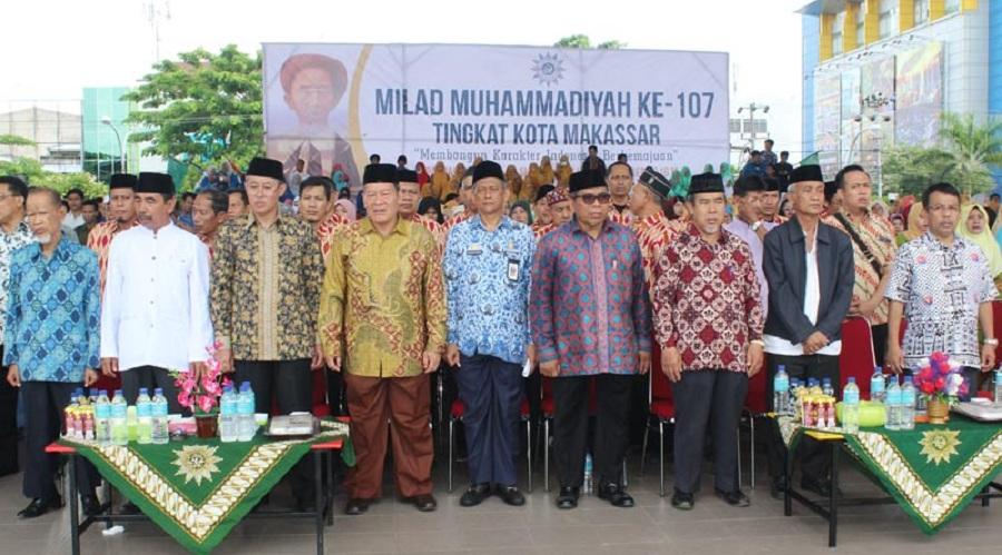 Milad Muhammadiyah di Makassar Menyamai Muktamar