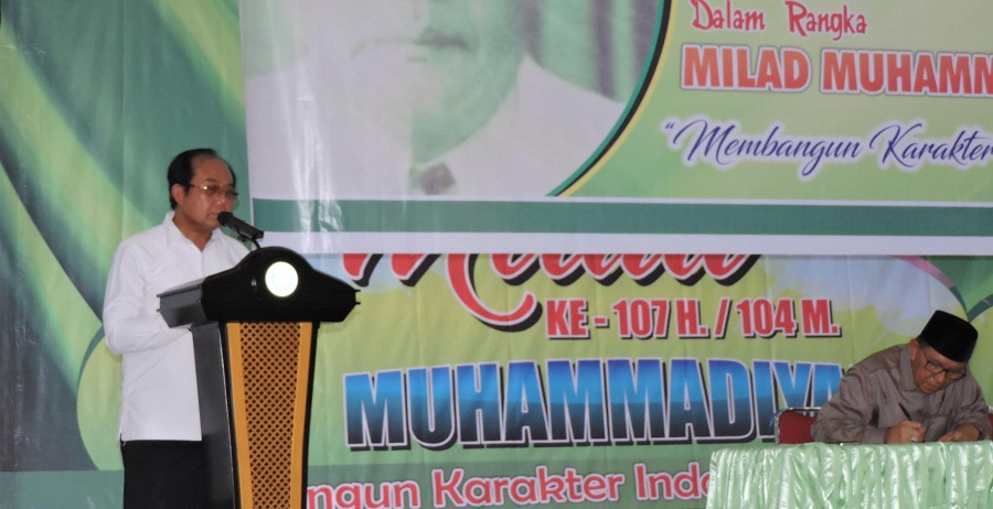 Muhammadiyah Pangkep Gelar Bedah Tokoh Muhammadiyah Asal Labakkang HASDAM