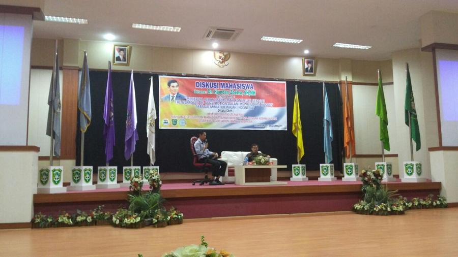 Asean Muslim Students Association akan menggelar gathering Pekanbaru Riau