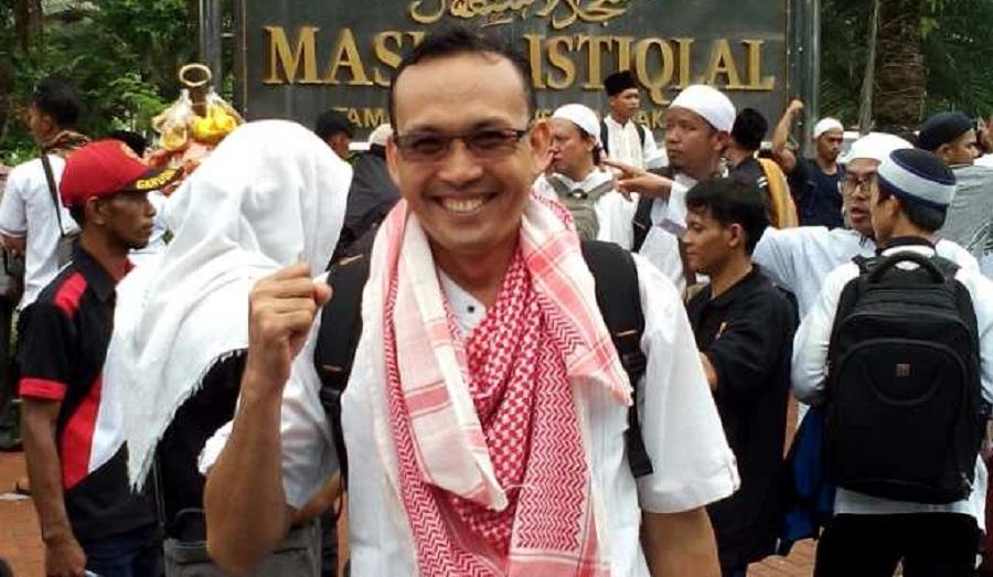 Fokal IMM Banten Stop Pengembosan AKsi Super Damai 212