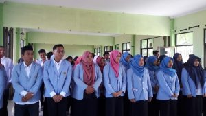 Dekan FKIP Universitas Islam Makassar Lantik Pengurus HMJ