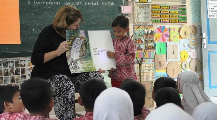 Ingin Sukses, Bekali Siswa dengan Ketrampilan Literasi