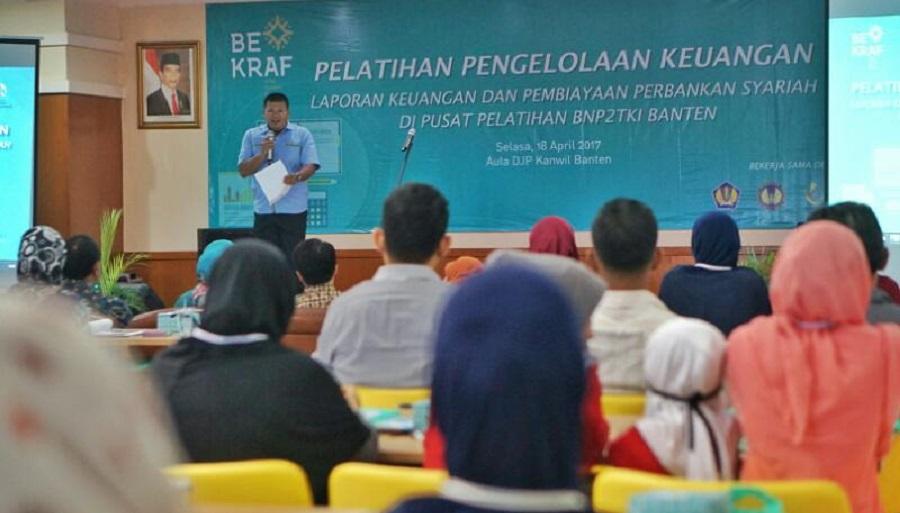 Bekraf Gelar Lagi Pelatihan Keuangan dan Pembiayaan Perbankan Syariah