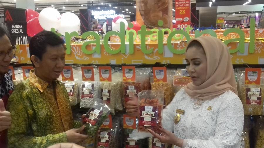 Hore,Transmart Carrefour Hadir di Kota Tegal