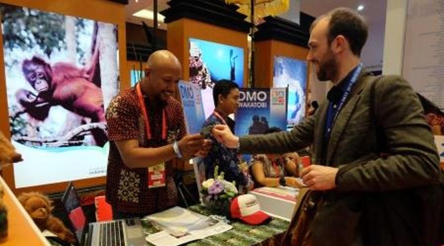 Flores, Toraja, Wakatobi, dan Tanjung Puting Presentasi Eksklusif di Hadapan Buyers Eropa di BBTF 2017