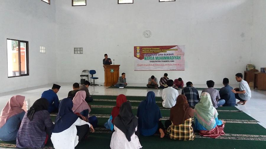 IMM Pandeglang: Santuni Panti Asuhan Hasanuddin
