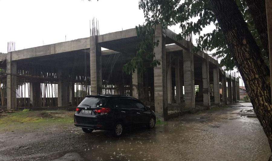 Pembangunan Gedung DPRD Bulukumba Tahap ke-2 Berpeluang digugat