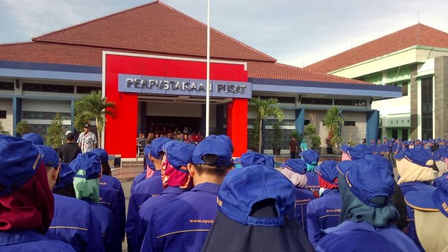 Universitas Pancasakti Lepas 1260 Mahasiswa KKN