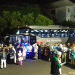 Calon Jamaah Haji Kota Tegal Berangkat ke Tanah Suci