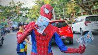 Indomaret Gelar Woro Woro Jelang Event Fun Bike 2017
