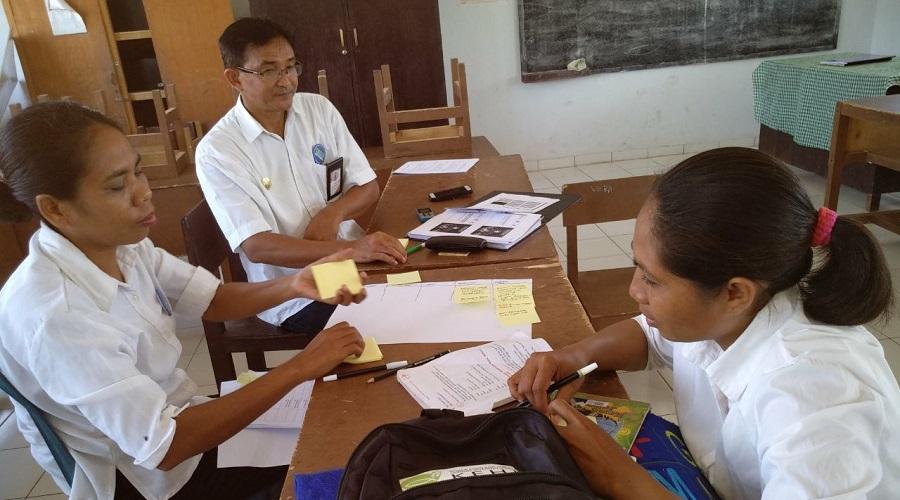 Masalah-Masalah Pembelajaran di Sumba NTT akan Diteliti
