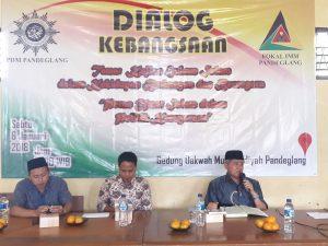 Dialog Kebangsaan Muhammadiyah Saatnya Integritas Diperkuat