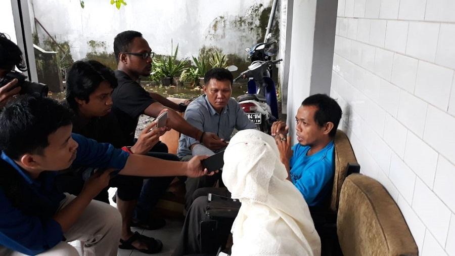 Korban Penganiayaan Satpol PP Bone Diintimidasi Atas Nama Pejabat