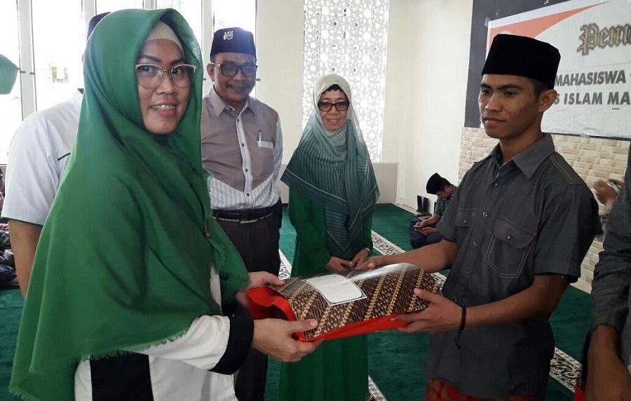 Pesantren Arbain UIM Perwujudan dari Kampus Qur'ani