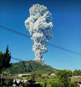 Gunung Merapi Meletus, Warga Sekitar Dihimbau Tenang