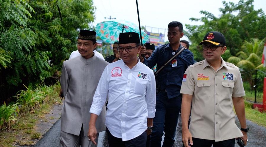 Opini Imam Shamsi Ali tentang Calon Gubernur Sulsel