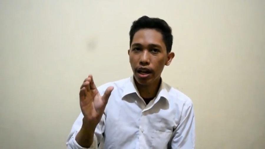 Mahasiswa Unhas Menantang Calon Bupati Wajo