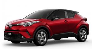 Toyota CHR Indonesia