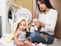 Aturan Mencuci Baju Bayi Agar Tidak Bersih Dari Bakteri