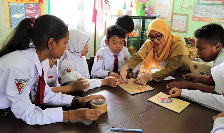 Jadikan Siswa lebih Inovatif, 194 Pendidik Sekolah Dasar Kukar Mengajar dengan Pendekatan Baru