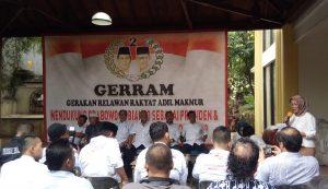 Purnawirawan Polri Dukung Prabowo Sandi