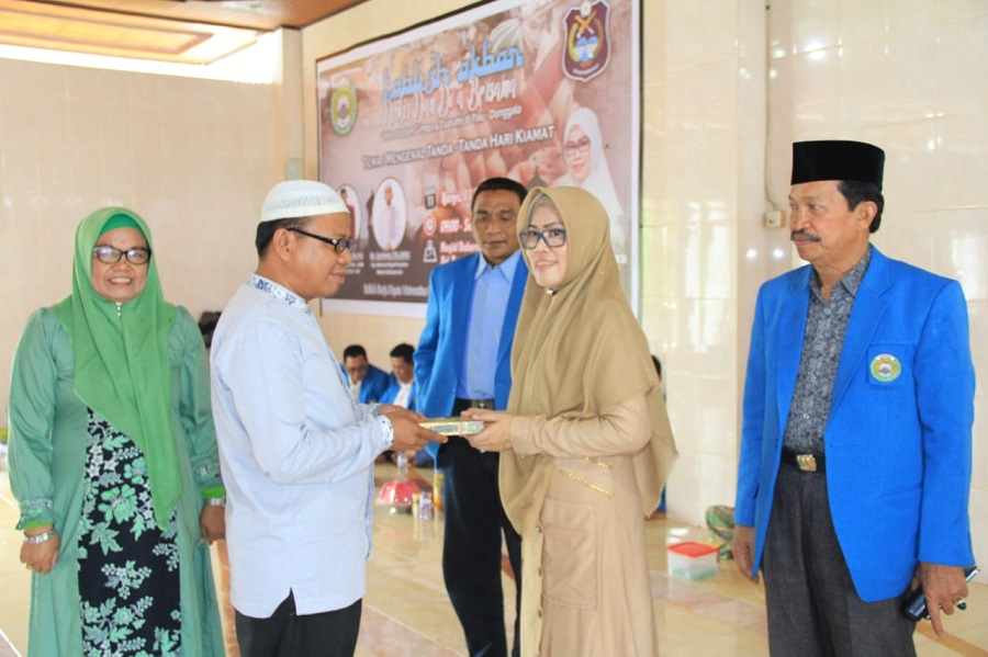 Rektor UIM Hadiri Tabligh Akbar