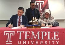 Universitas Temple