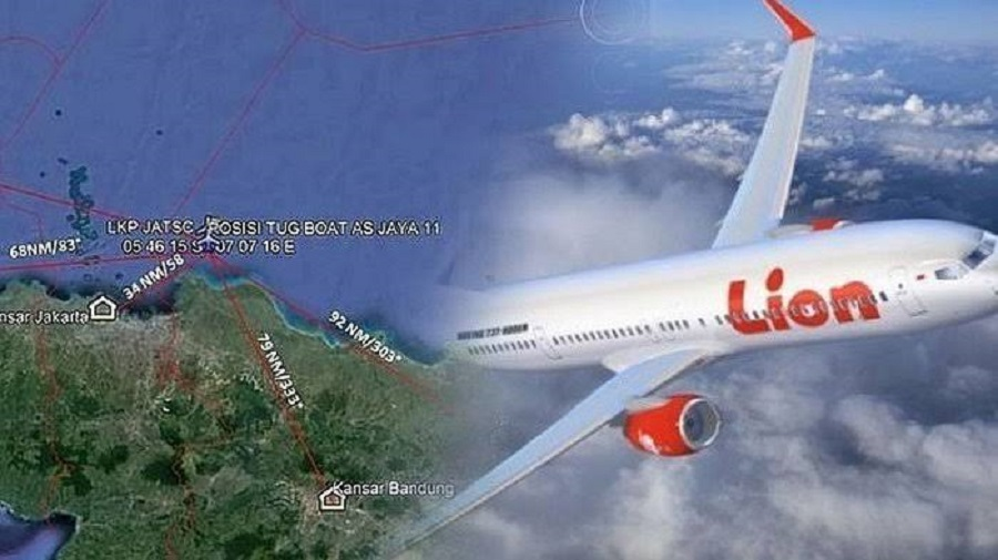 Izin Operasional Lion Air