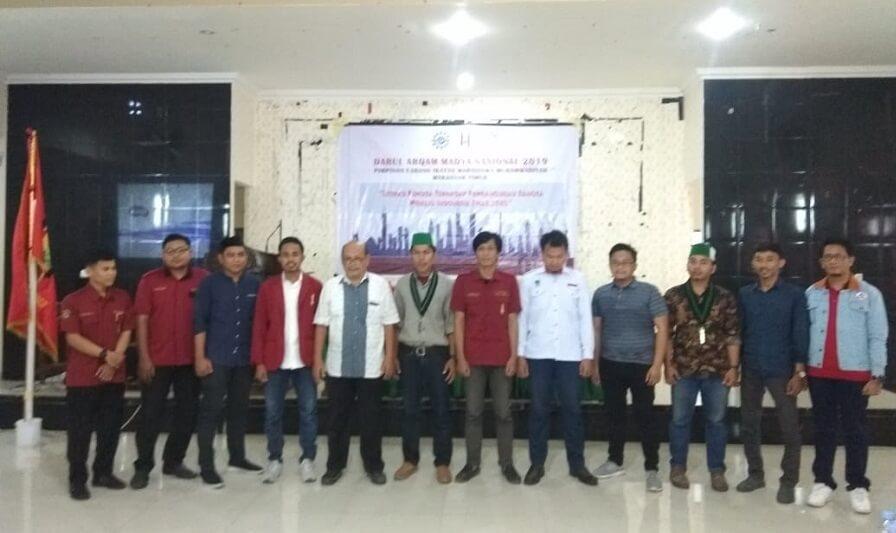 DAMNAS, Ikatan Mahasiswa Muhammadiyah,  Darul Arqam Madiy