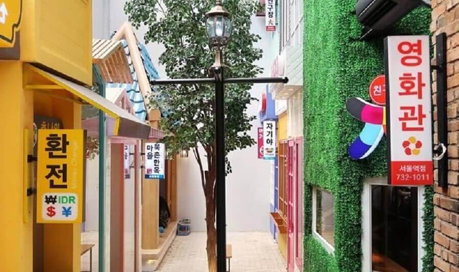 Dongdaemon Street