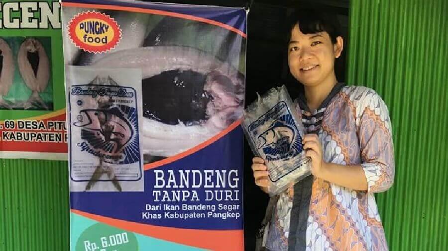 Ikan Bandeng Tanpa Duri