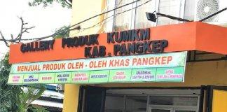 Oleh-oleh Khas Pangkep