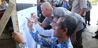 Polda Kalbar Canangkan Zona Integritas Wilayah Bebas Korupsi