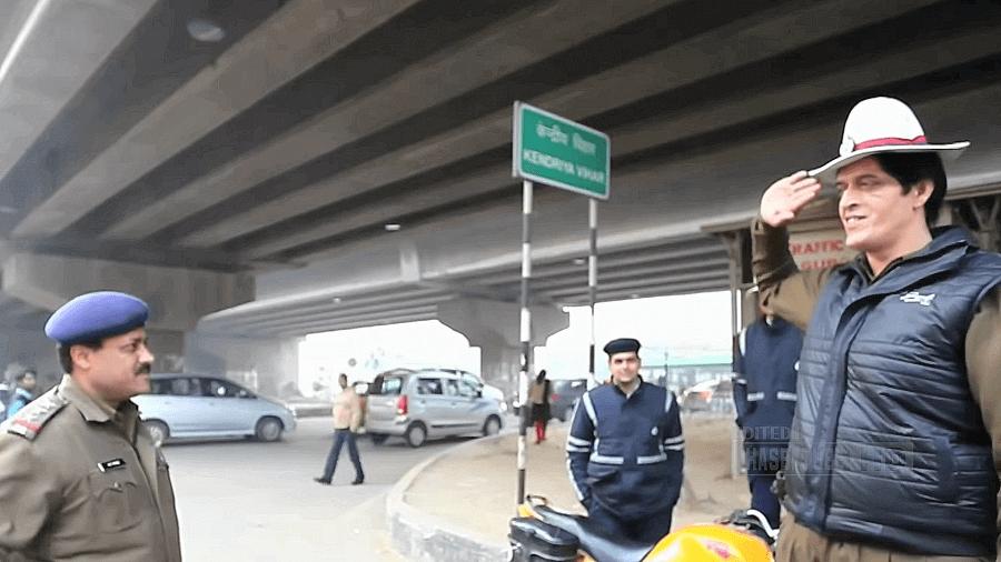 Rajesh Kumar Manusia Tertinggi di India