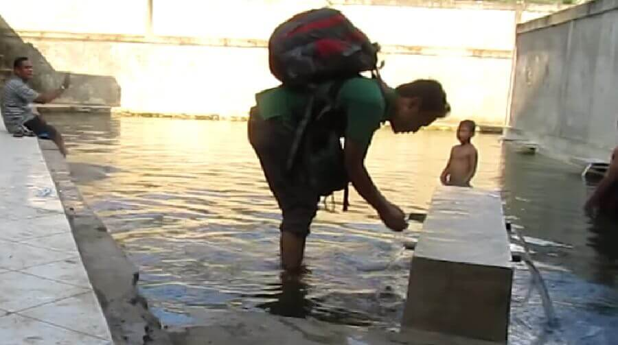 Pemandian Air Panas Padang Balimbiang