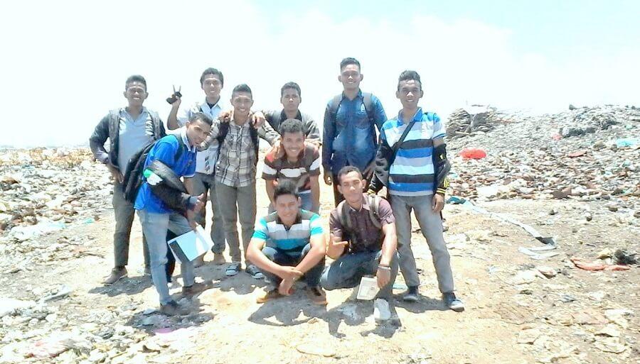 Perilaku Masyarakat terhadap permasalahan pangangan sampah berdampak pada pencemaran lingkungan di Kota Kupang