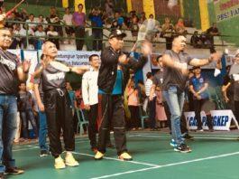 Bupati Pangkep Ingatkan Junjung Sportifitas dalam Pertandingan